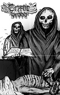 Cryptic Brood - Morbid Rite