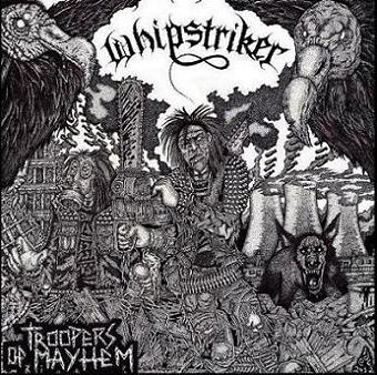 Whipstriker - Troopers of Mayhem