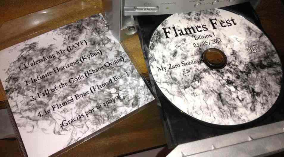 IAYF / Khaos Origin / Kylmä - Flames Fest Edition 1