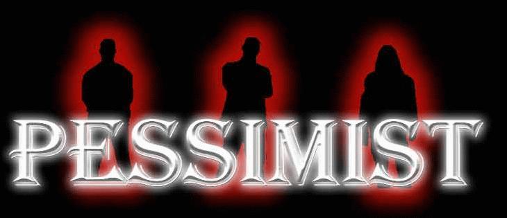 Pessimist - Logo