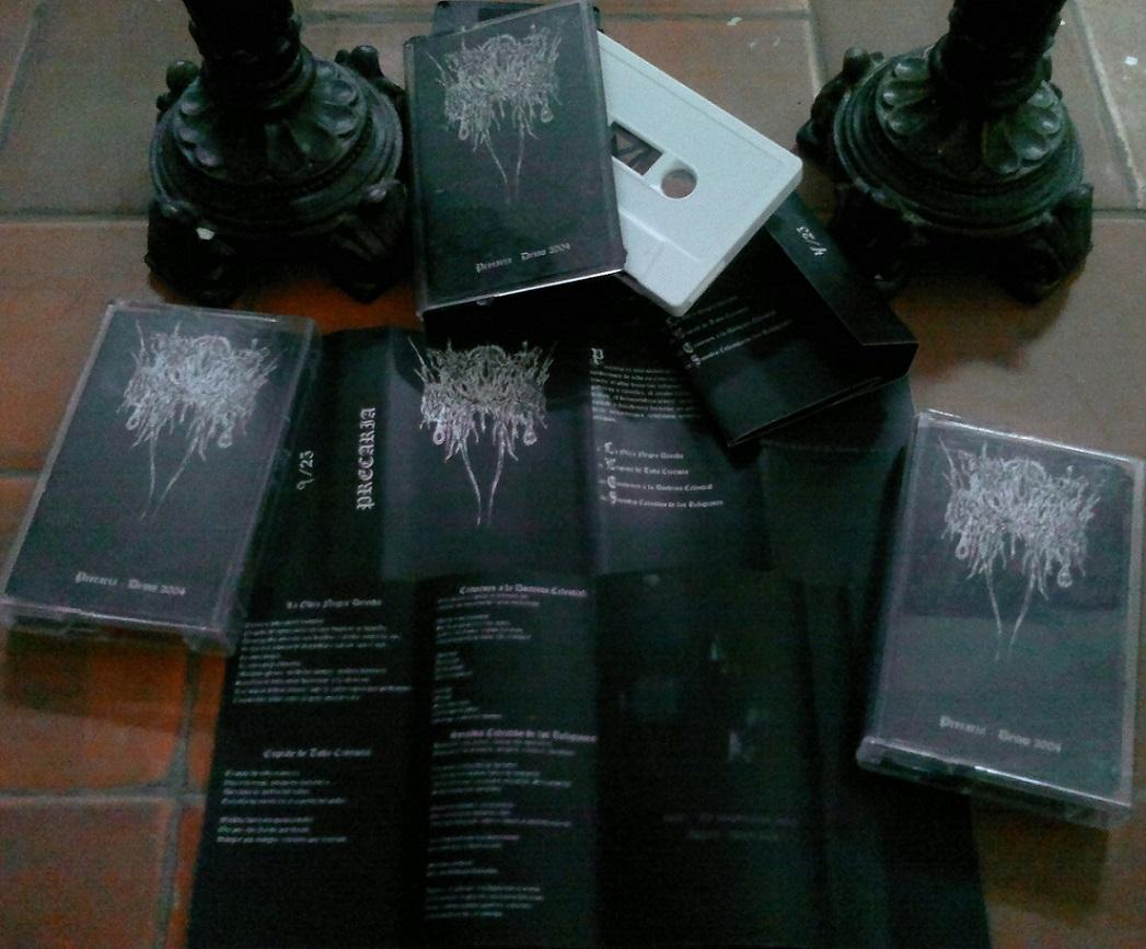 Precaria - Demo 2004