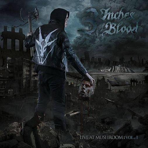 3 Inches of Blood - Live at Mushroom: Vol. I