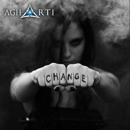 Agharti - Change