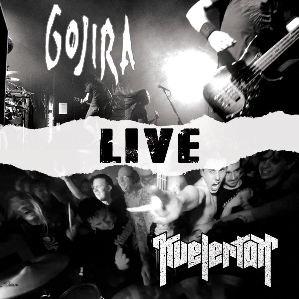 Gojira - Gojira / Kvelertak Live