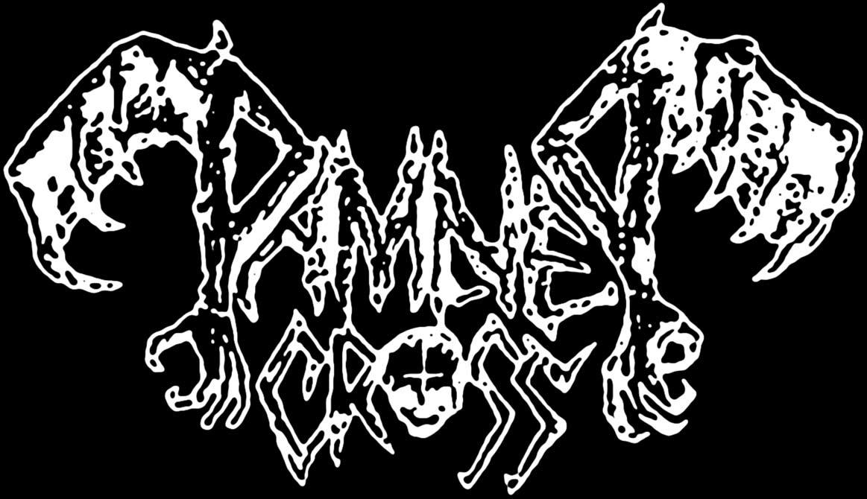 Damned Cross - Logo