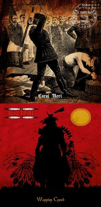 Bud Tribe / L'Impero delle Ombre - Corvi Neri / Warrior Creed