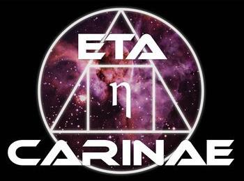 Eta Carinae - Handmade by a Machine