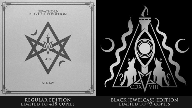 Devathorn / Blaze of Perdition - 418 - ATh IAV