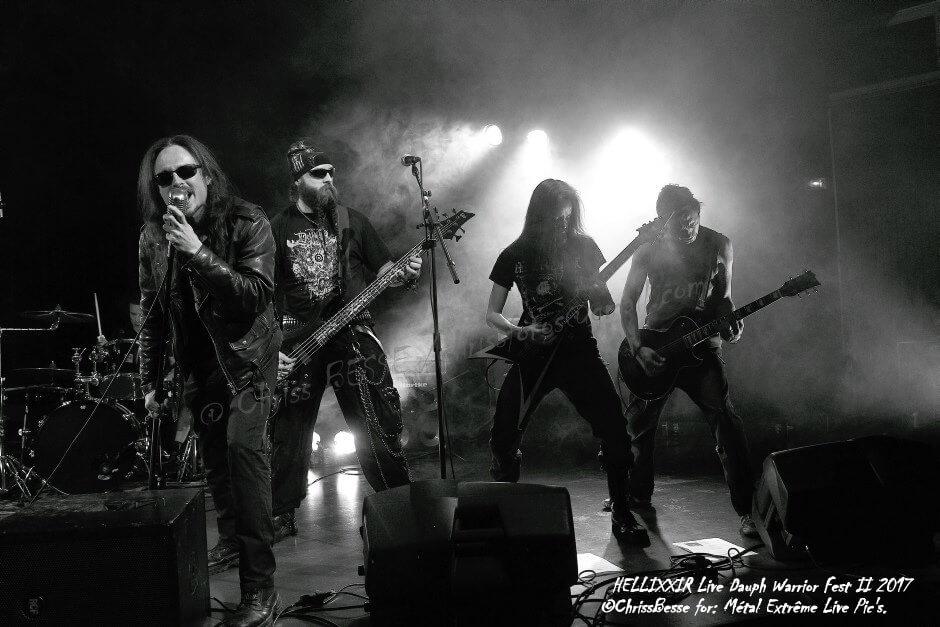 Hellixxir - Photo