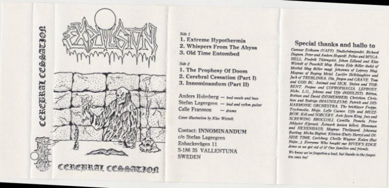 Expulsion - Cerebral Cessation