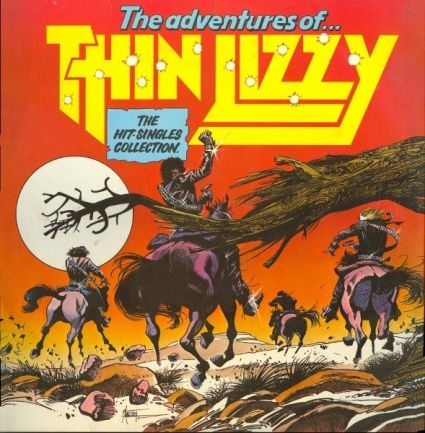 Thin Lizzy - The Adventures of... Thin Lizzy (The Hit Singles Collection)
