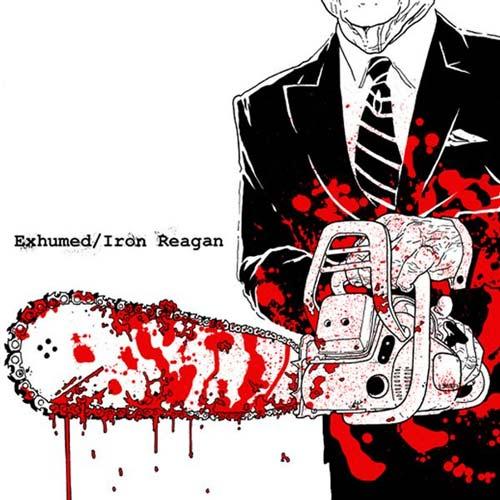 Exhumed - Exhumed / Iron Reagan