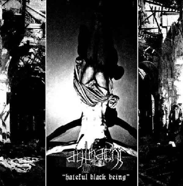 Aytnachr - Hateful Black Being