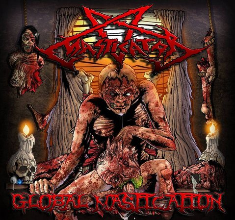 Masticator - Global Mastication
