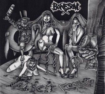 Bonesaw - The Illicit Revue