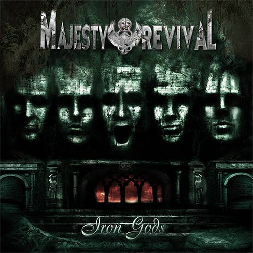 Majesty of Revival - Iron Gods