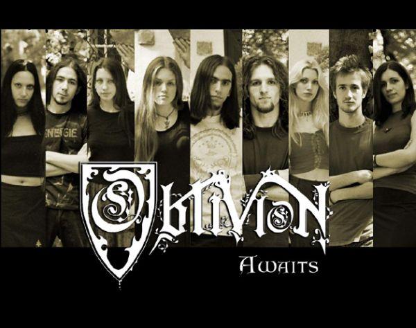 Oblivion Awaits - Photo