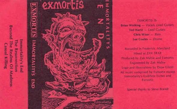 Exmortis - Immortality's End