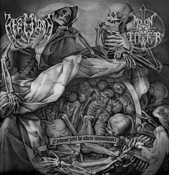 Hegemoon / Moontower - Zjednoczeni w akcie nienawiści