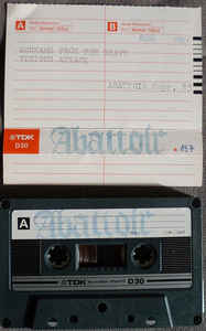 Abattoir - Original Abattoir