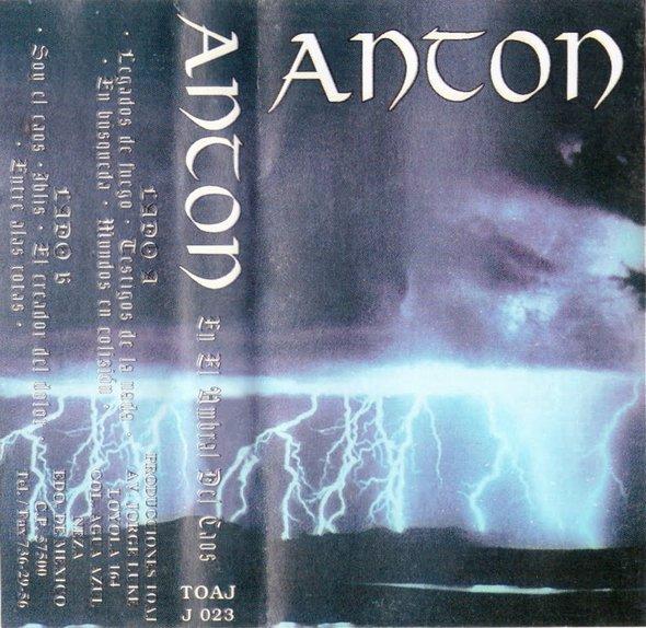 Anton - En el umbral del caos