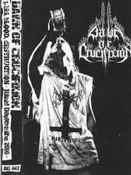 Dawn of Crucifixion - Piss, Blood, Destruction / Ritual Desecration 2010