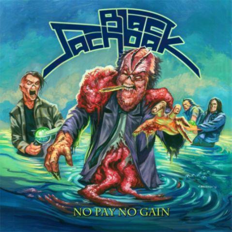 Black Sachbak - No Pay No Gain