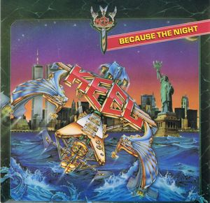 Keel - Because the Night