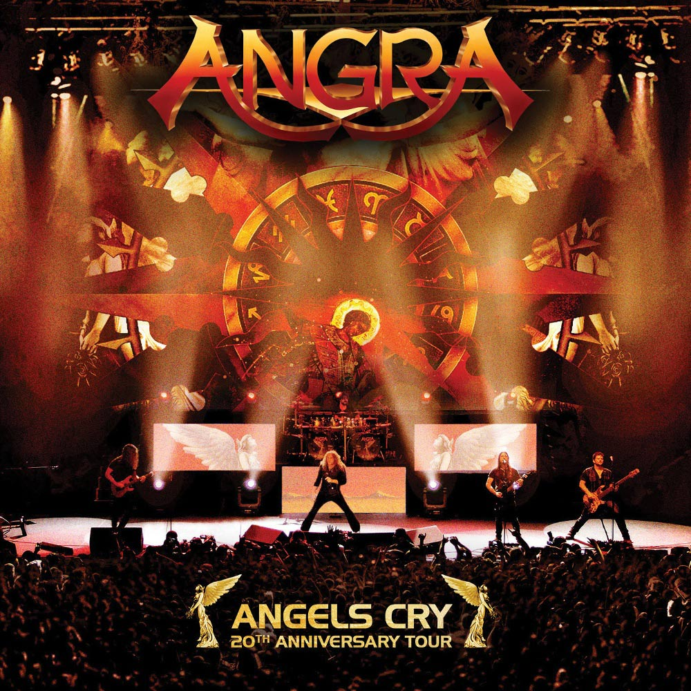 Angra - Angels Cry: 20th Anniversary Tour
