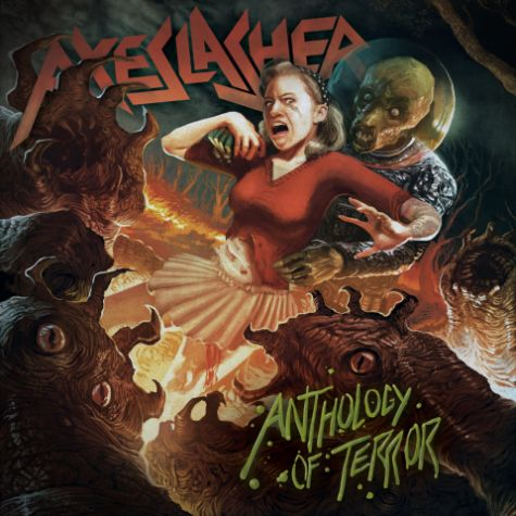 Axeslasher - Anthology of Terror, Vol. 1