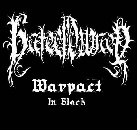 Hatecrowned - Warpact in Black