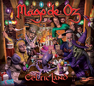 Mägo de Oz - Celtic Land