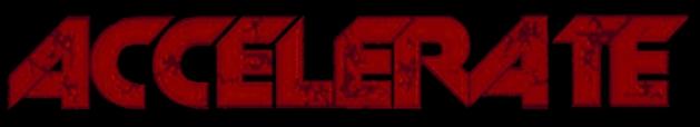 Accelerate - Logo