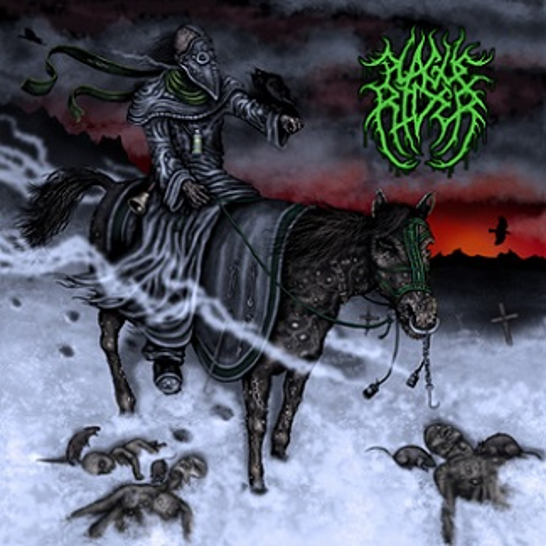 Plague Rider - Plague Rider