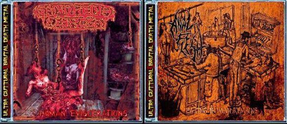 Gangrena Febrosa / Anal Flesh - Human Eviscerations