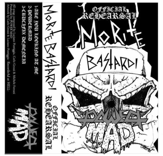 Power Mad - Morite bastardi