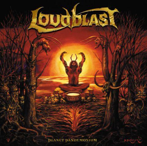 Loudblast - Planet Pandemonium