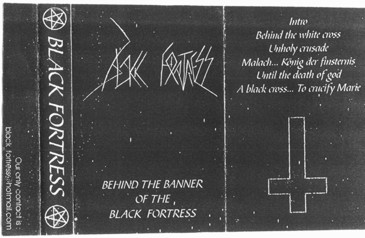 Black Fortress - Behind the Banner of the Black Fortress