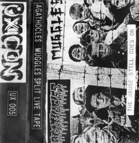 Agathocles - The Abuse Still Goes On