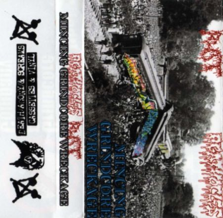 Agathocles / Rot - Mincing Grindcore Wreckage