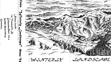 Nema - Winterly Landscape