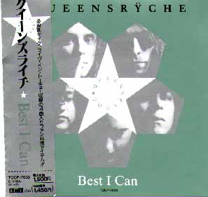Queensrÿche - Best I Can