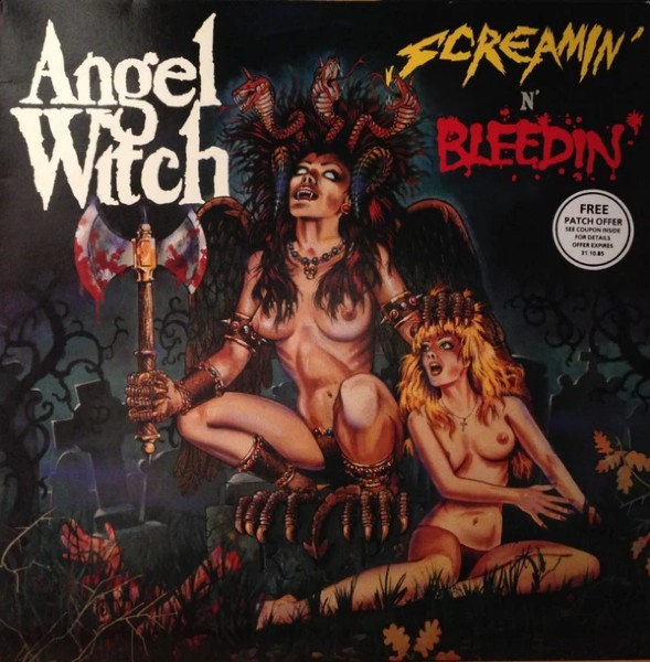 Angel Witch - Screamin' n' Bleedin'
