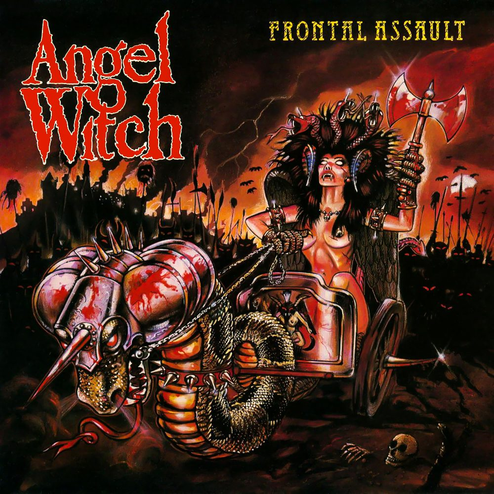 Angel Witch - Frontal Assault