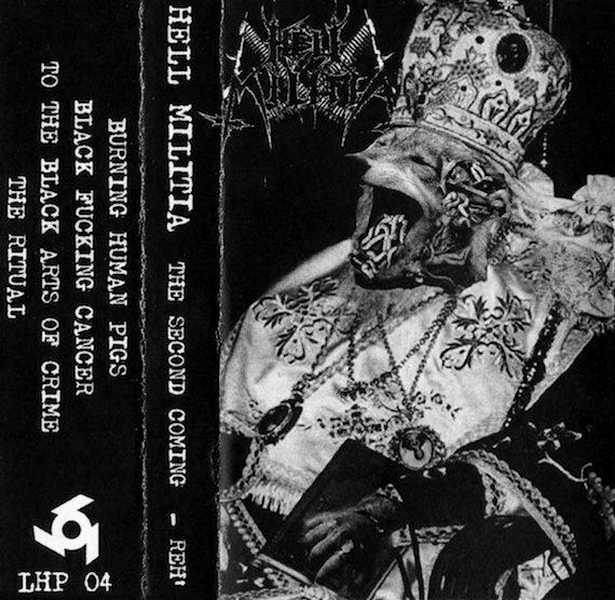 Hell Militia - The Second Coming - Reh'