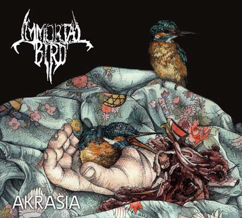 Immortal Bird - Akrasia