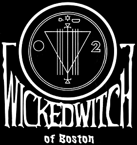 Wicked Witch of Boston - Logo