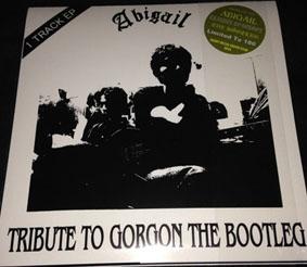 Abigail - Tribute to Gorgon the Bootleg