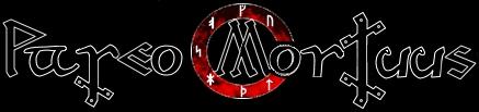Pareo Mortuus - Logo
