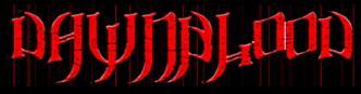 Dawn Blood - Logo